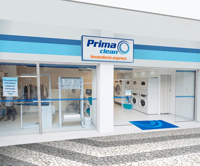 prima clean economia lavanderia