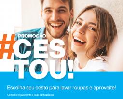 #Cestou com a Prima Clean Lavanderia Express: nova promoção garante desconto todos os dias