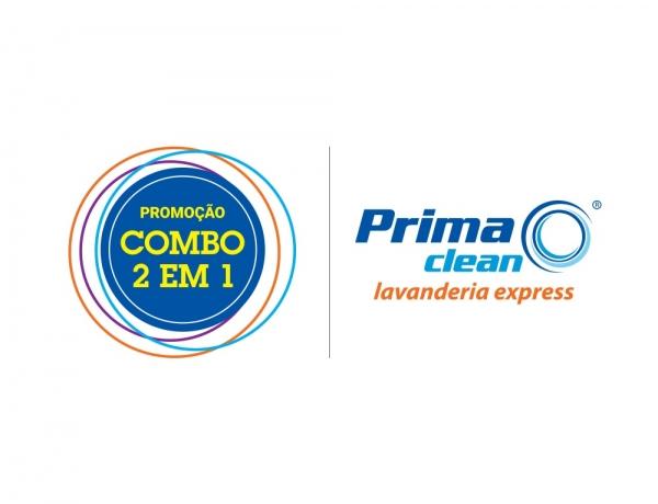 Nova promoção da Prima Clean Lavanderias Express presenteia clientes com combos especiais